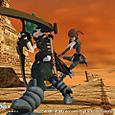 『純粋戦闘部門』 ArtemisVSとっきー 決着 Artemisサイド