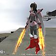 『決闘部門』つうvsミラージュ 決戦前 ミラージュサイド